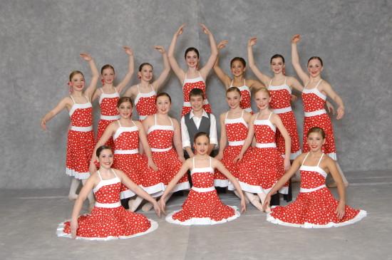 Dance Classe Photos  2014 014