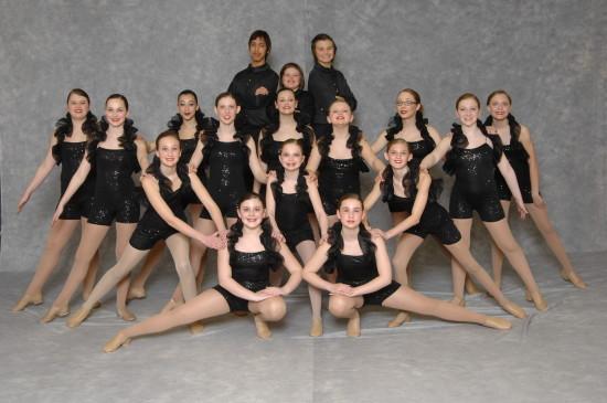 Dance Classe Photos  2014 021
