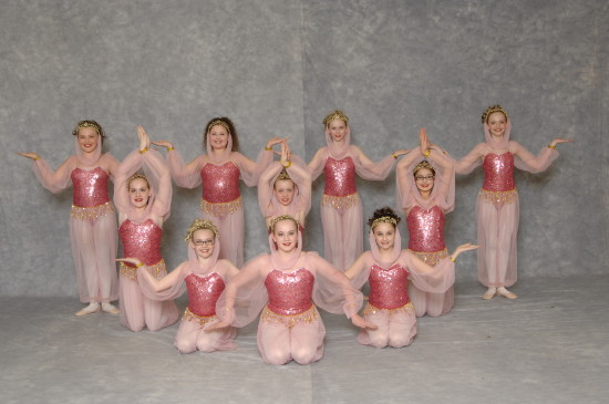 Dance Classe Photos  2014 027