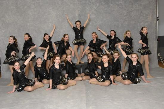 Dance Classe Photos  2014 050