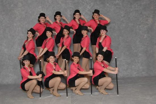 Dance Classe Photos  2014 069